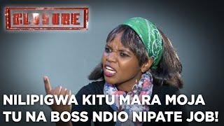 Nilipigwa Kitu Mara Moja Tu Na Boss Ndio Nipate Job!