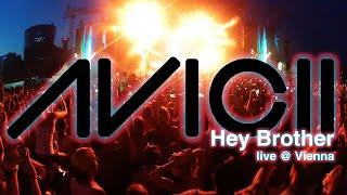 Avicii live at Vienna 2014 - Hey Brother
