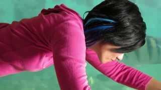 חוג צילום-תרגיל צילום על מסך ירוק- צפרירה אברהמי(1 סרטונים)