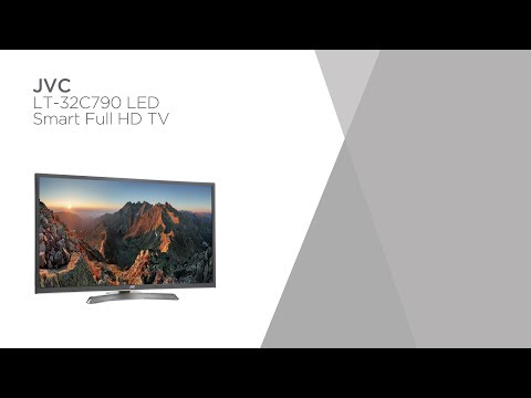 "JVC LT-32C790 32"" Smart LED TV   Product Overview   Currys PC World"