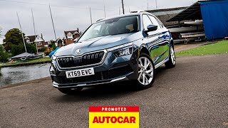 Promoted | The Skoda Kamiq: the compact SUV for urban adventures | Autocar by Autocar