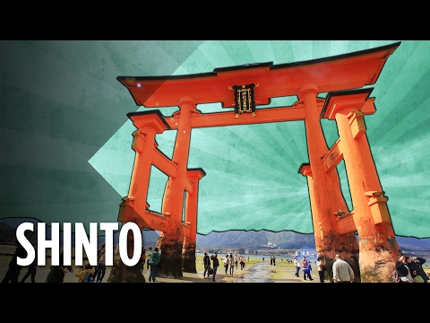 What Is The Ancient Japanese Religion Shinto?