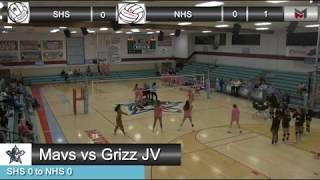 Volleyball vs. Northside 9/20/18