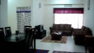 preview picture of video 'Seaside Homestay: Apartment Bandar Kuala Terengganu HS210'