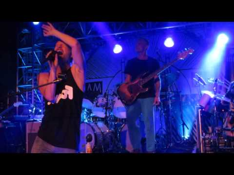 Atoms For Peace - Dropped ( front row ) - Live @ Club Amok 6-14-13 in HD