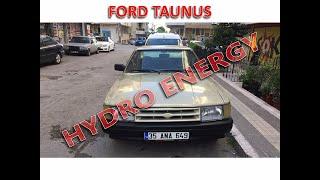 Ford taunus yakıt sistem montajı
