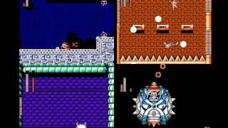 [TAS] NES Mega Man 3, 4, 5 & 6 by Baxter & AngerFist in 39:06.92