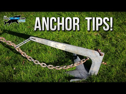 3 Ways to trip your Boat Anchor | TAFishing