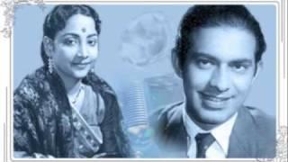 Geeta Dutt , Talat Mahmood : Armaan bhare dil ki lagan : Film
