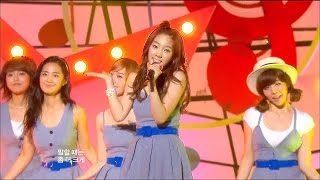 【TVPP】SNSD - Etude, 소녀시대 - Etude @ Comeback Stage, Show Music Core Live