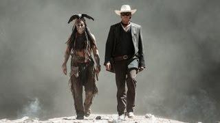 Official Teaser Trailer - The Lone Ranger