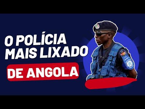 Guarda Prisional Angolano: Kudissanga Kwa Makamba