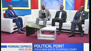 Morning Express - 6th March 2018 - Political Point: Discussion on Kenyan Politics