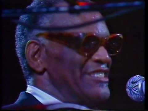 "RAY CHARLES ""Hit The Road Jack"" - VIDEONOSEIRI"