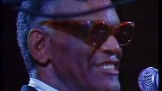 "RAY CHARLES ""Hit The Road Jack"""