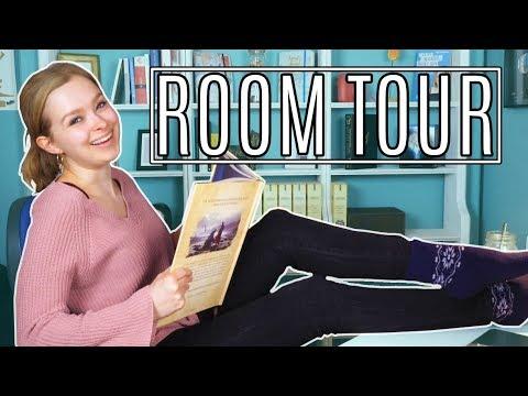 Room Tour & Was steht in meinem Bücherregal?