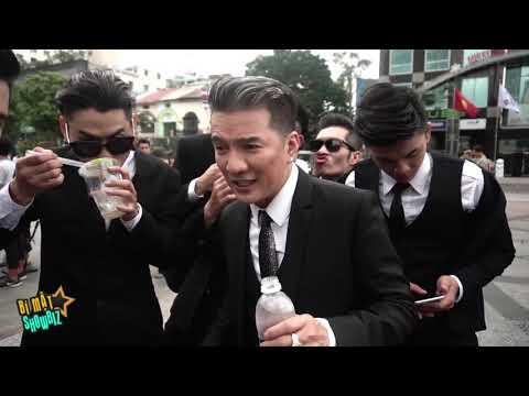 Đàm Vĩnh Hưng gây náo loạn phố đi bộ với dàn soái ca hot boy