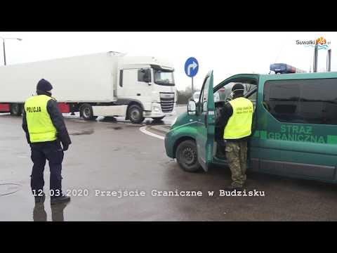 Kolejek na granicy z Litwą już nie ma, a w ostatnim tygodniu wyglądały one tak