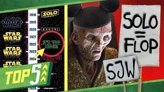 5 Gründe, warum Star Wars echte Probleme hat