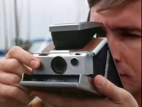 Polaroid SX-70 Promo Video Will Make You Fall For Eames All Over Again