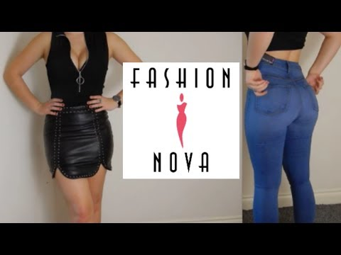 Fashionnova Try on Haul and Review – Size 5