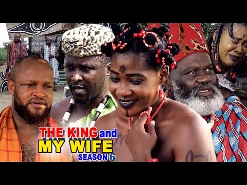 THE KING AND MY WIFE SEASON 6 - Mercy Johnson 2019 Latest Nigerian Nollywood Movie Full HD