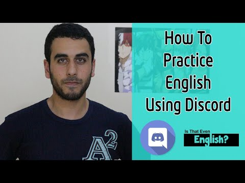 mp4 Learning English Discord, download Learning English Discord video klip Learning English Discord