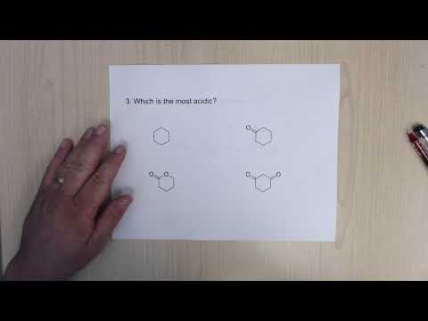 ACS Organic Chemistry Final Exam Review - Acids and Bases ...