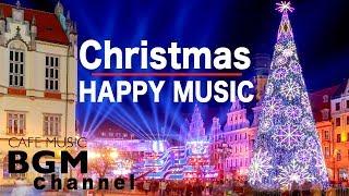 Christmas Happy Cafe Music - Jazz & Bossa Nova Christmas Music - Christmas Jazz Music