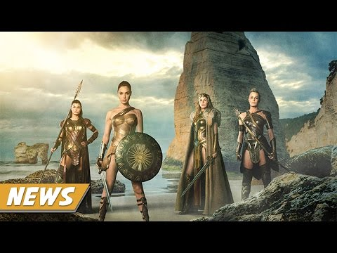 Wonder Woman: FIRST LOOK at Amazons, Themyscira, and MORE!