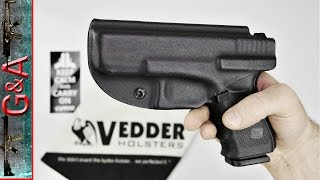 Vedder Holster LightTuck Kydex Review Glock