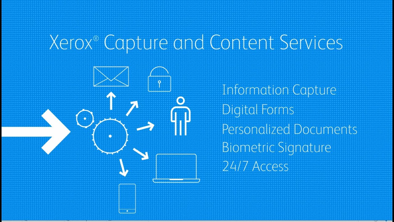 Xerox Capture and Content services help Argentina's oldest private bank YouTube Video