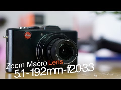 Leica murah . Leica D-lux 5 Review Bahasa Indonesia