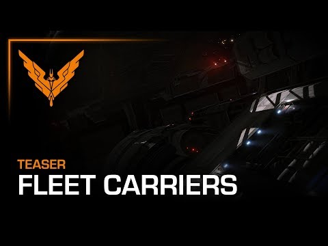 Elite Dangerous Fleet Carriers Coming by Year's End