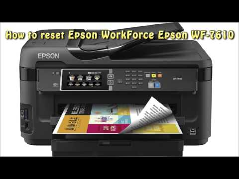 Epson Xp 610 Ink Pad Replacement