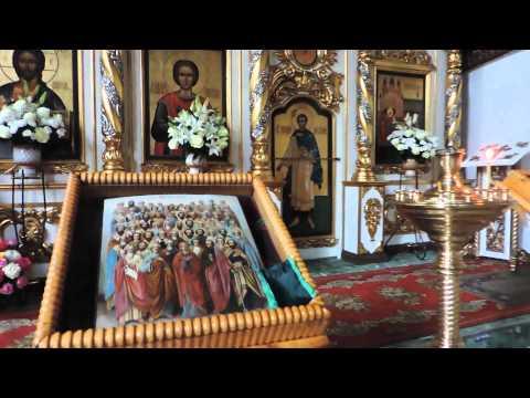 Храм при моники расписание богослужений на