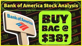 Bank of America (BAC) Stock Analysis - Buy BAC Before $25B Buyback & Dividend Increase?