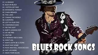 Blues Rock Songs Playlist – Blues Rock Music Best Songs Ever