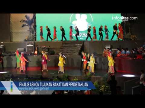 Malam Final Abang None Jakarta Selatan 2017