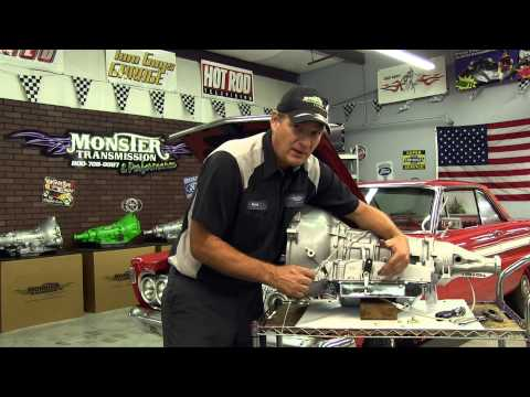 How To Install And Adjust Ford AOD TV Cable Part 1 | Curts Corner At Monster Transmission