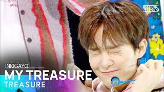 TREASURE(트레저) - INTRO + MY TREASURE @인기가요 inkigayo 20210117