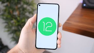 Android 12 Beta: Top New Features!