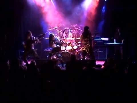 Sinstorm - Celestial Extinction (The Black Path of America Tour) 09-09-2011