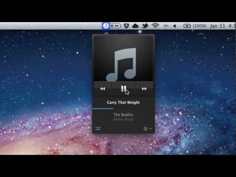 Skip Tunes Gives You Menu Bar Access To Controls For iTunes And Rdio