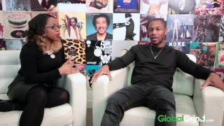 Tank On Love, Fitness, TGT Group Texts, & Stand-Up Comedy Career