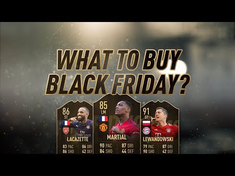 FIFA 19 - Best Possible Black Friday Investment?