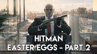 The Best Easter Eggs & Secrets In Hitman Season 1 - Part 2