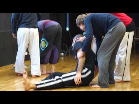Narządy jamy brzusznej i mięśni