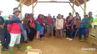 Petani Penggarap Lahan UIN di Kota Baru Sampaikan Apresiasi