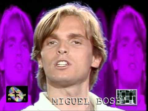 Performance Bravi Ragazzi By Miguel Bose Secondhandsongs